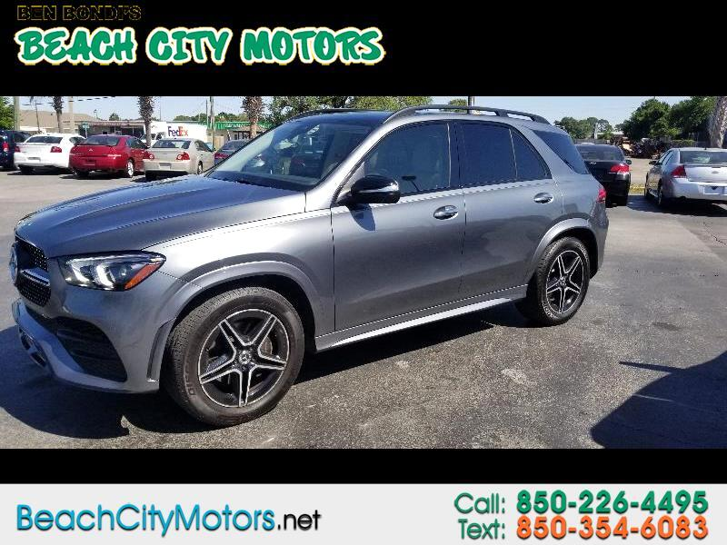 Mercedes-Benz GLE GLE 350 4MATIC SUV 2020