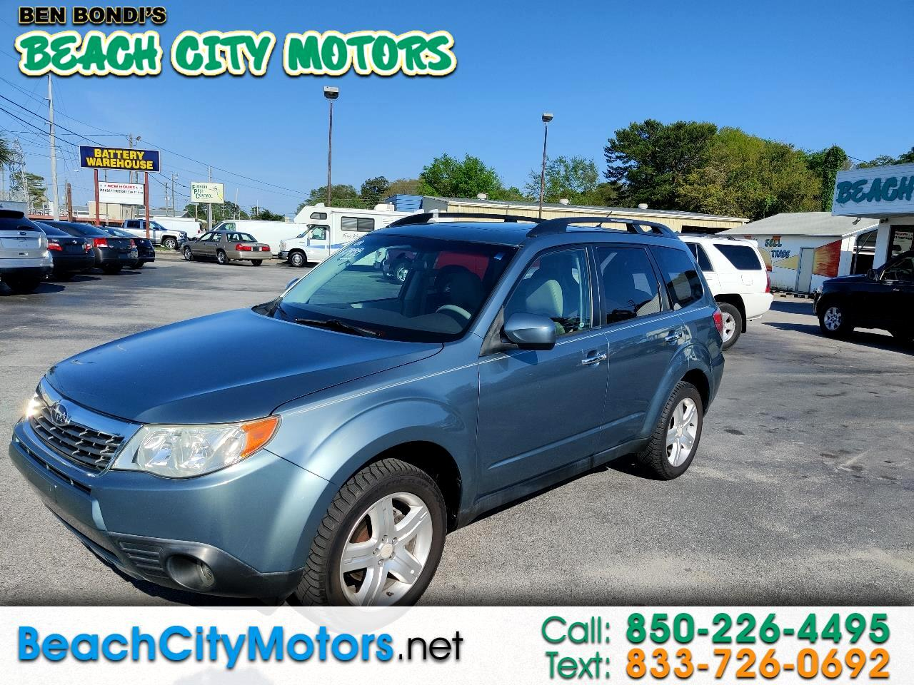 Subaru Forester (Natl) 4dr Auto X Limited 2009