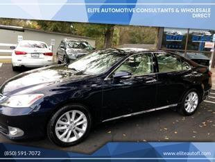 Lexus ES 350 4dr Sdn 2010