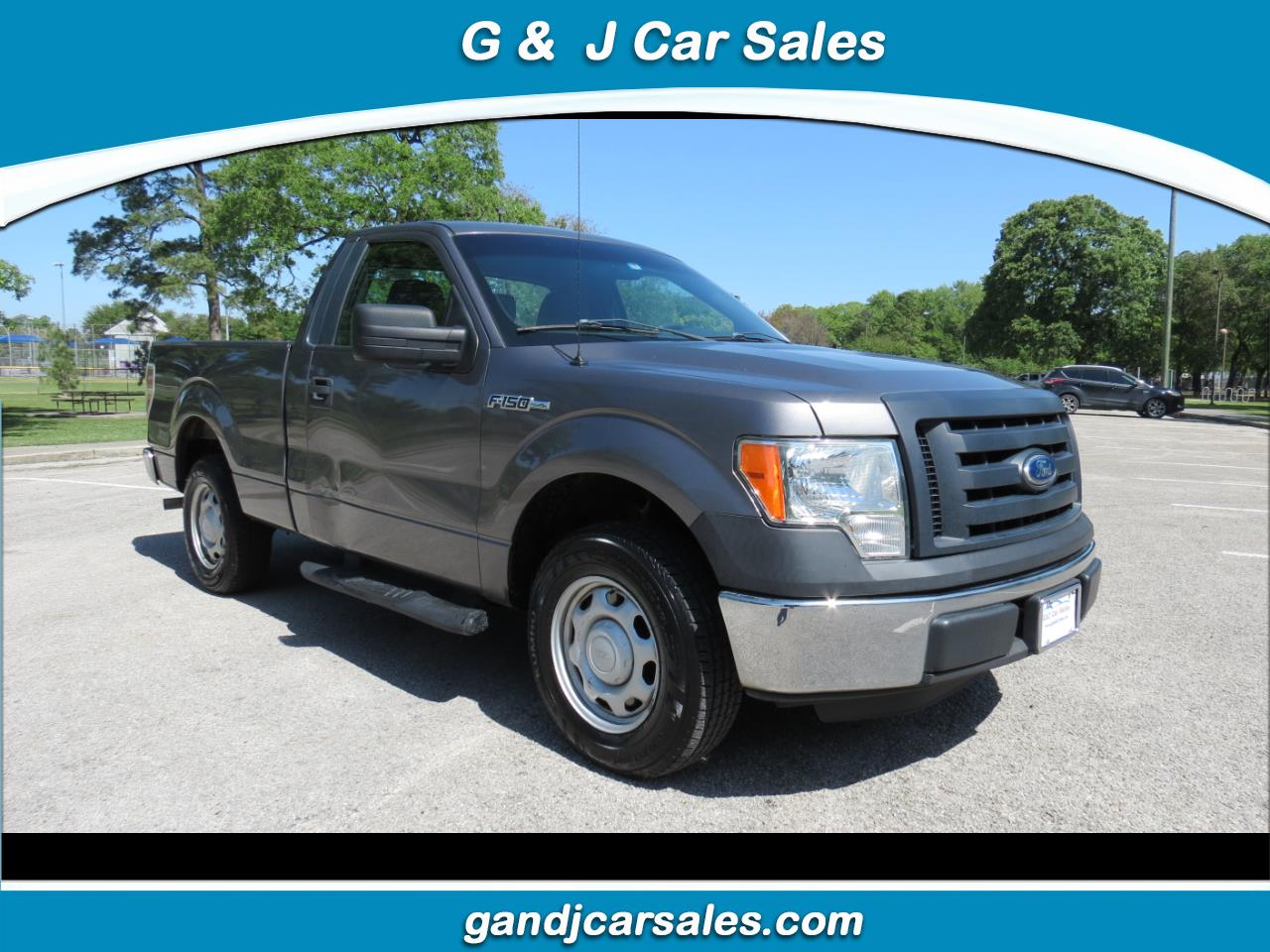 Ford F-150 STX 6.5-ft. Bed 2WD 2011