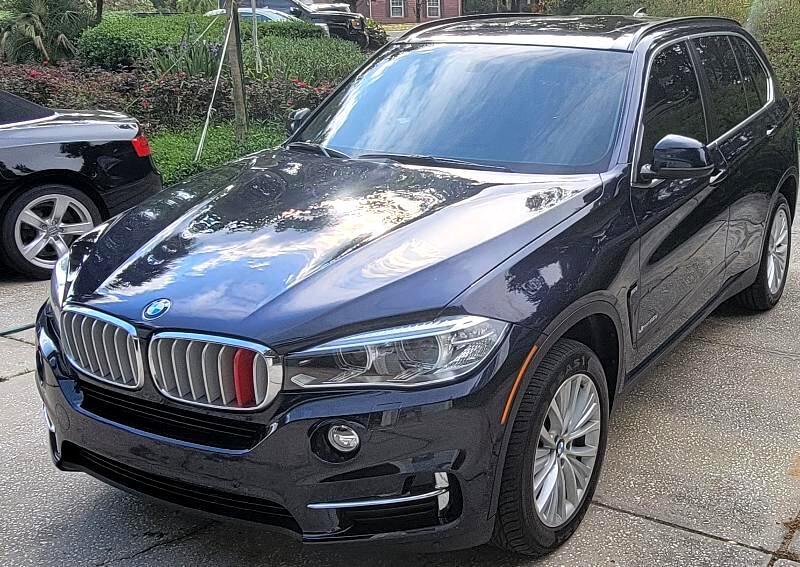 BMW X5 xDrive50i 2015