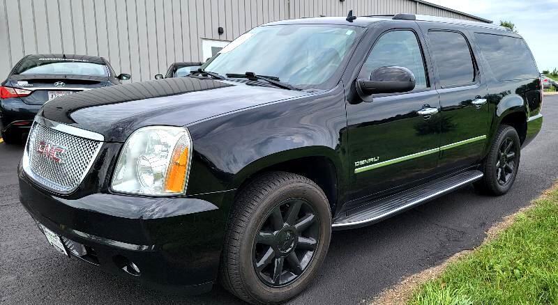 GMC Yukon Denali XL 4WD 2012