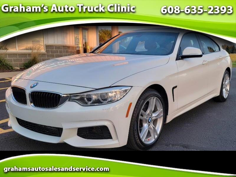 BMW 4-Series Gran Coupe 428i 2015