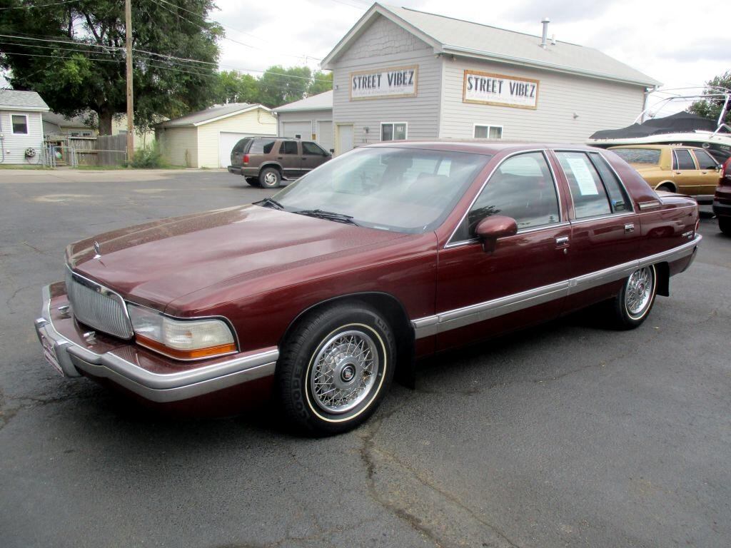 Buick Roadmaster Limited 1992
