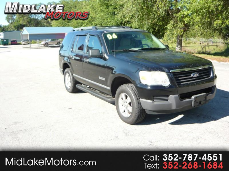 2006 Ford Explorer XLS 4.0L 2WD