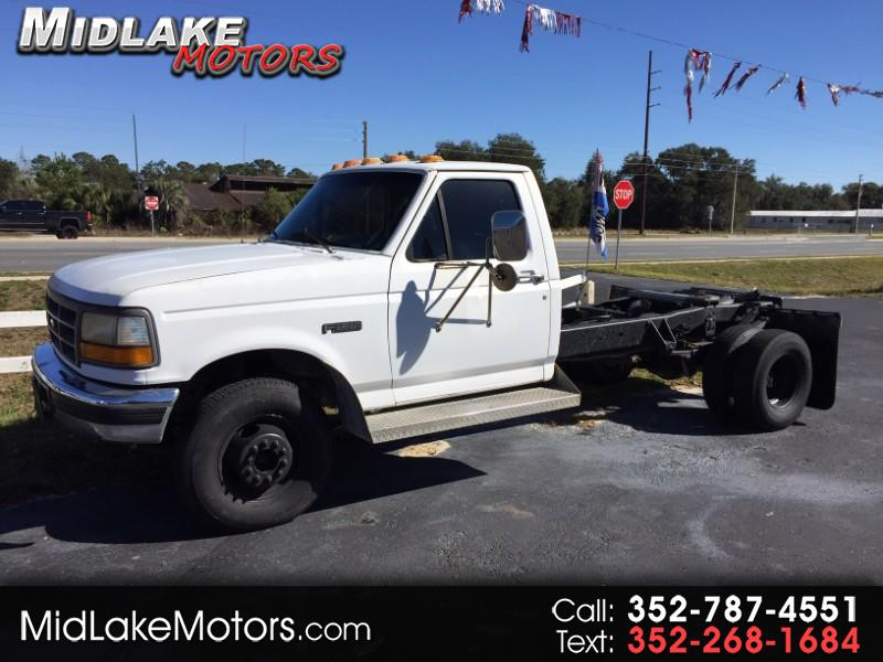 1996 Ford F-450 SD Chassis Cab 2WD