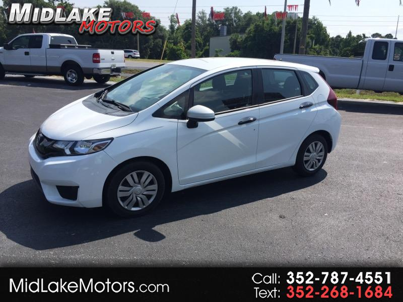 2015 Honda Fit 5dr HB AT