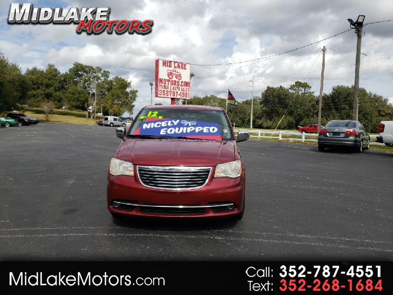 "Chrysler Town & Country 4dr 119"" WB Limited FWD 2012"
