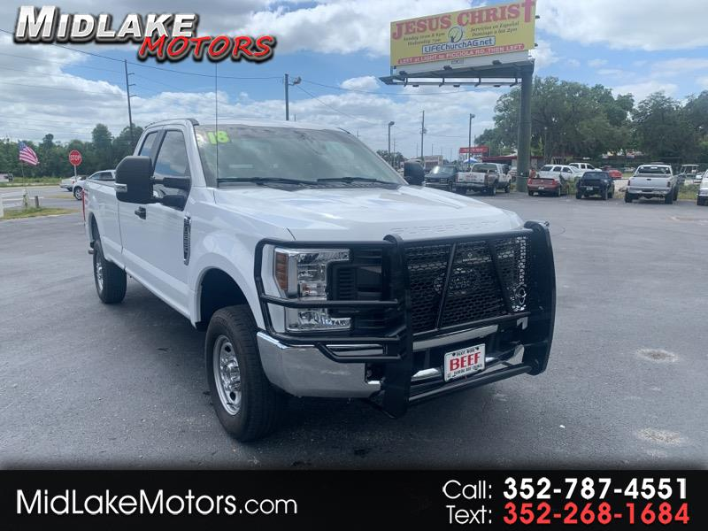 Ford F-250 SD XLT SuperCab Long Bed 4WD 2018