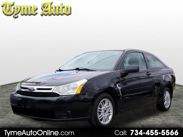 Ford Focus 2dr Cpe SES 2008