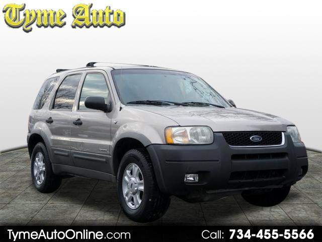 """Ford Escape 4dr 103"""" WB XLT 4WD 2001"""
