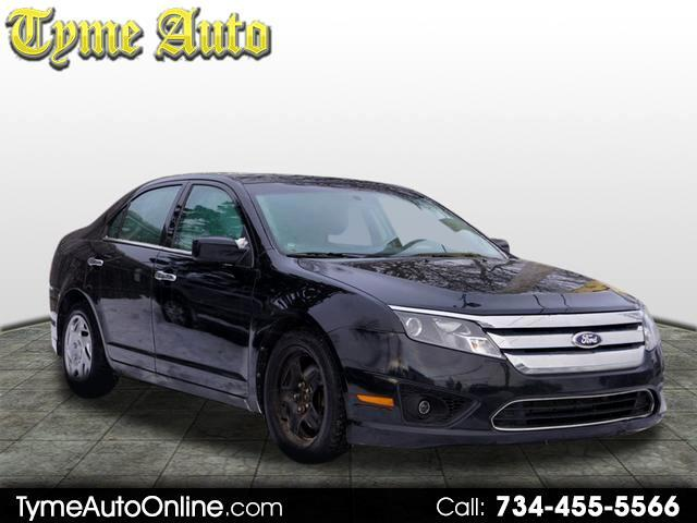 Ford Fusion 4dr Sdn SE FWD 2010