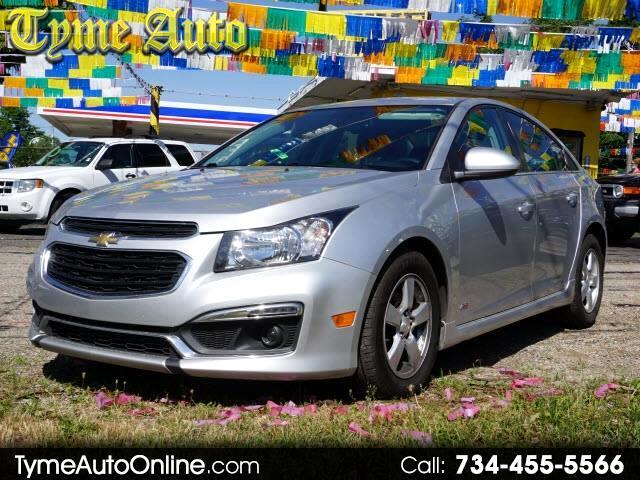 Chevrolet Cruze 4dr Sdn Auto 1LT 2015