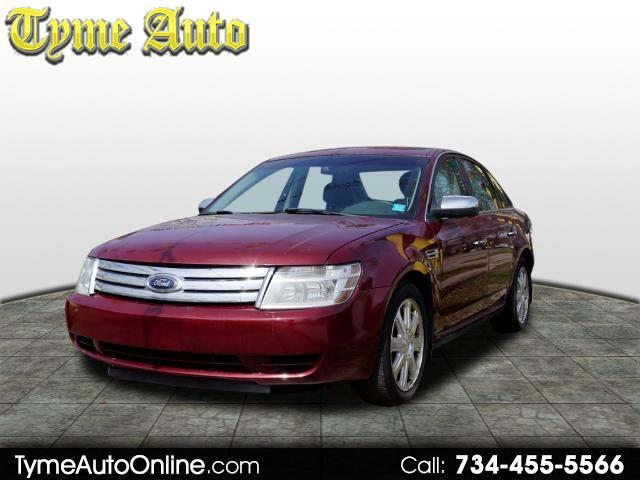 2008 Ford Taurus 4dr Sdn Limited FWD