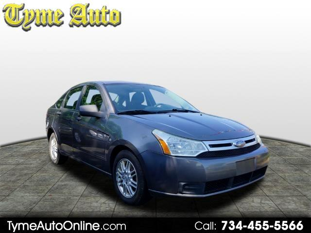 Ford Focus 4dr Sdn SE 2009