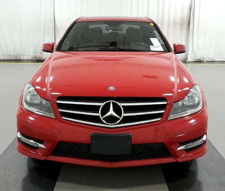 2014 Mercedes-Benz C-Class C250