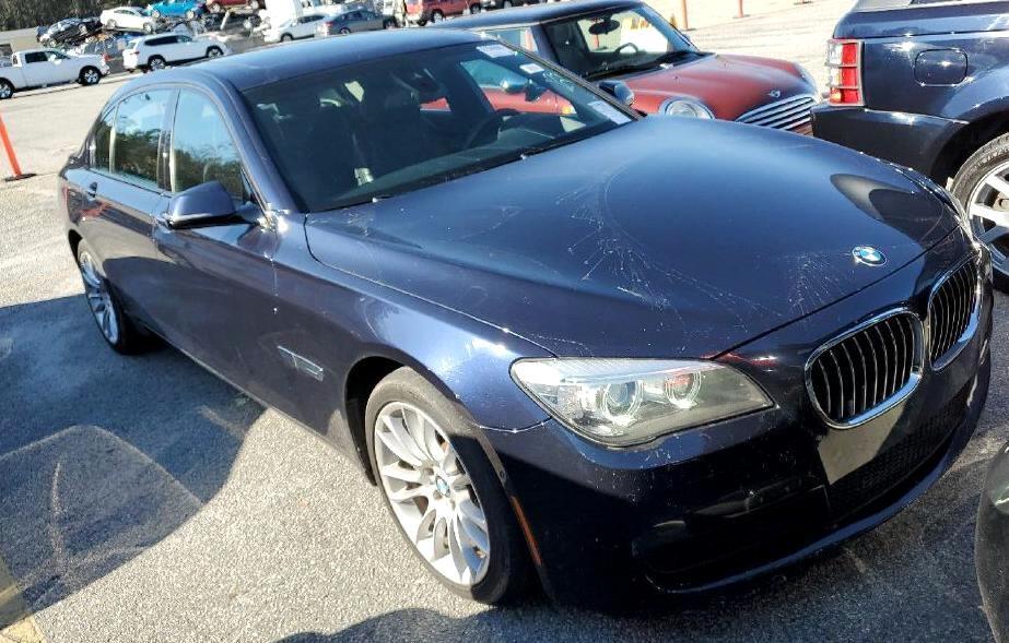 2013 BMW 7 Series LXI