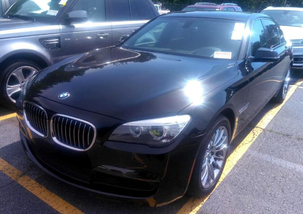 2013 BMW 7 Series LI