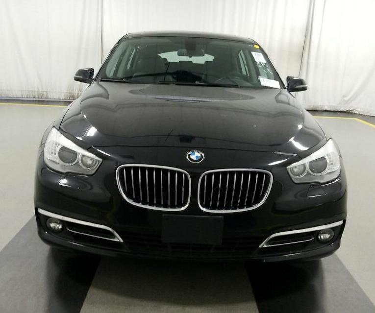 2014 BMW 5 Series Gran Turismo XIGT