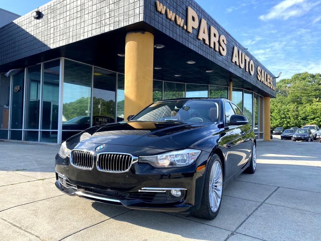 2014 BMW 3 Series I SULEV