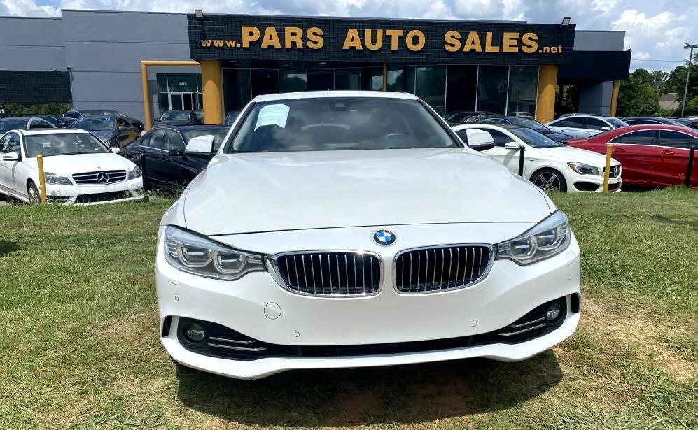 2015 BMW 4 Series XI