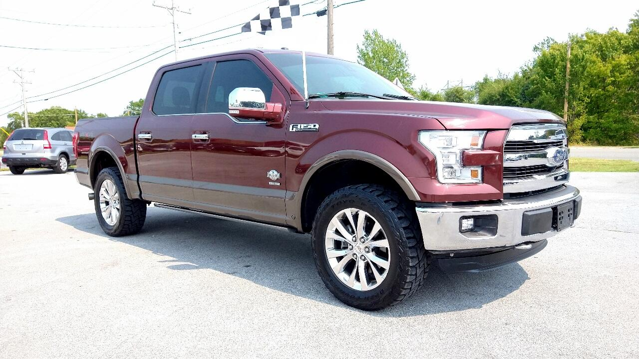 Ford F-150 King Ranch SuperCrew 6.5-ft. Bed 4WD 2015