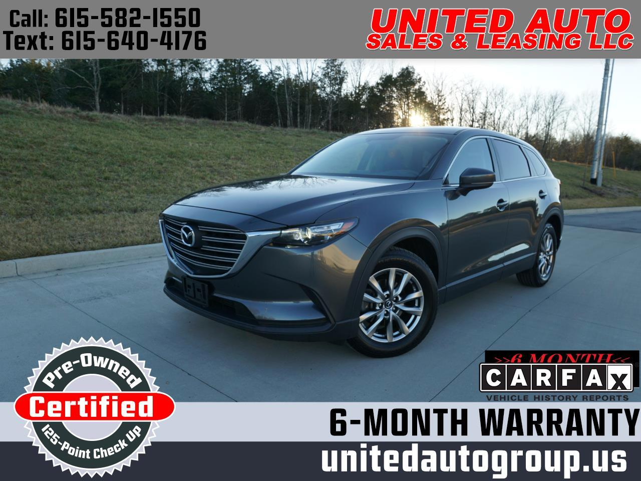 Mazda CX-9 FWD 4dr Touring 2016