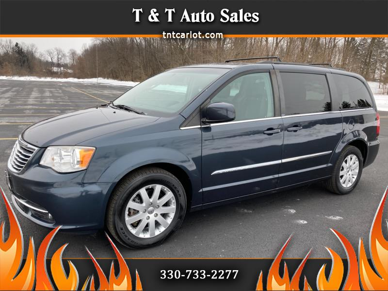 2014 Chrysler Town & Country Touring Plus