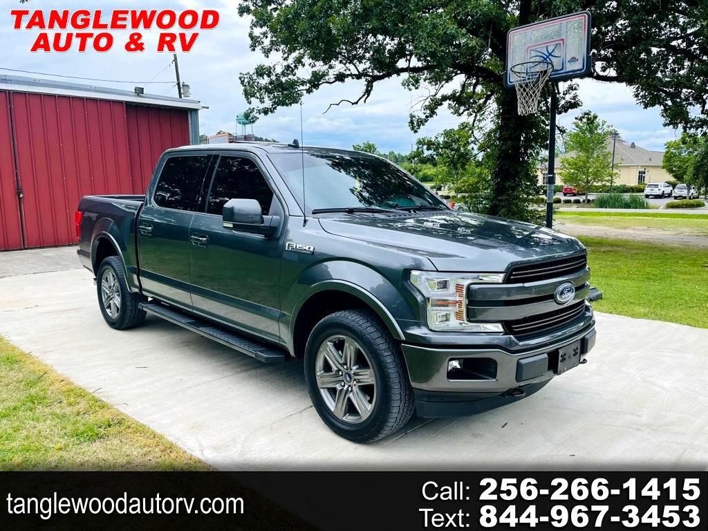 Ford F-150 XL SuperCrew 6.5-ft. Bed 4WD 2020