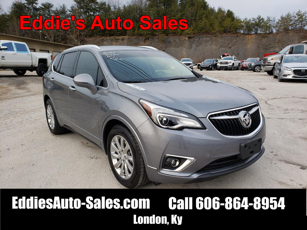 Buick Envision FWD 4dr Preferred 2020