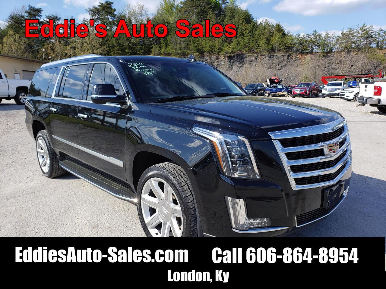 Cadillac Escalade ESV 2WD Luxury 2020