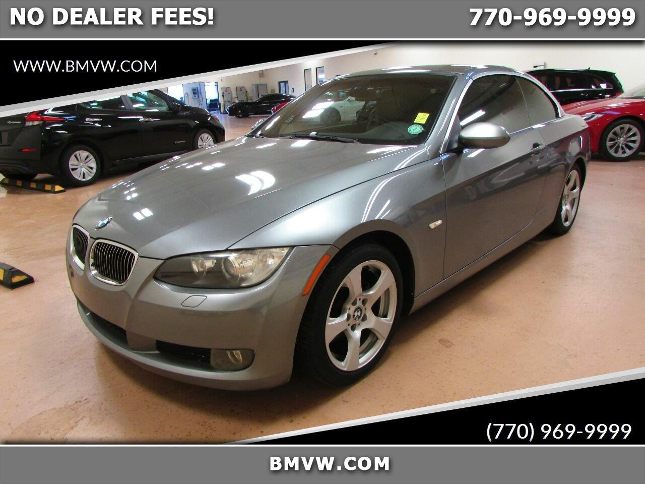 BMW 3 Series 2dr Conv 328i 2007