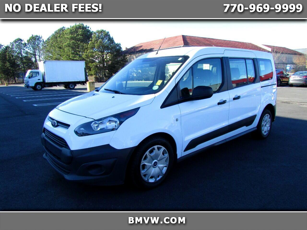 Ford Transit Connect Wagon 4dr Wgn XL 2015