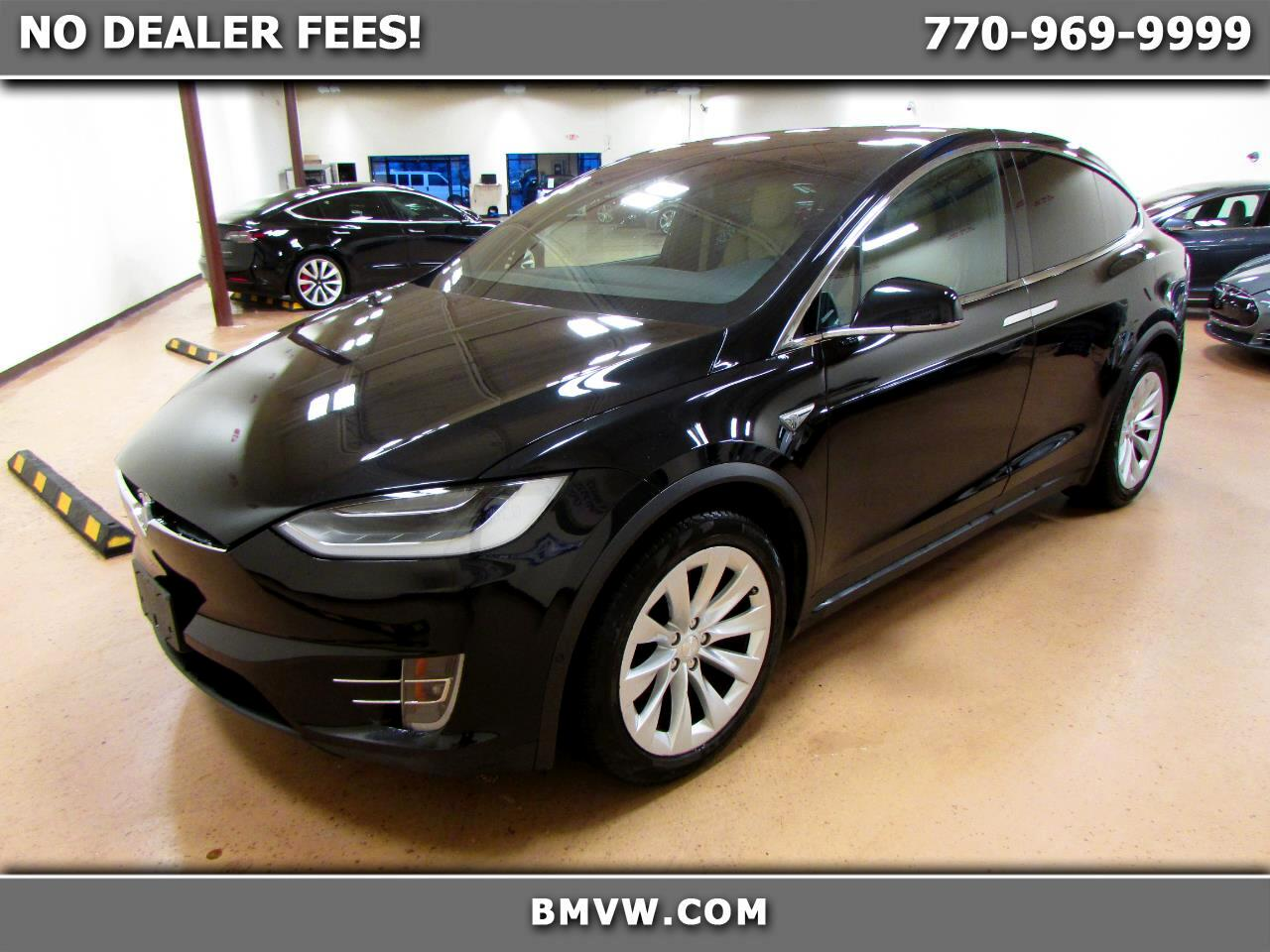 Tesla Model X AWD 4dr 90D 2016