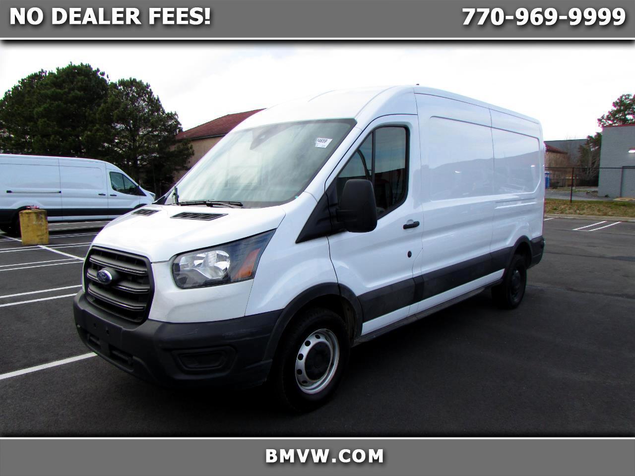 """Ford Transit Cargo Van T-250 130"""" Med Rf 9070 GVWR RWD 2020"""