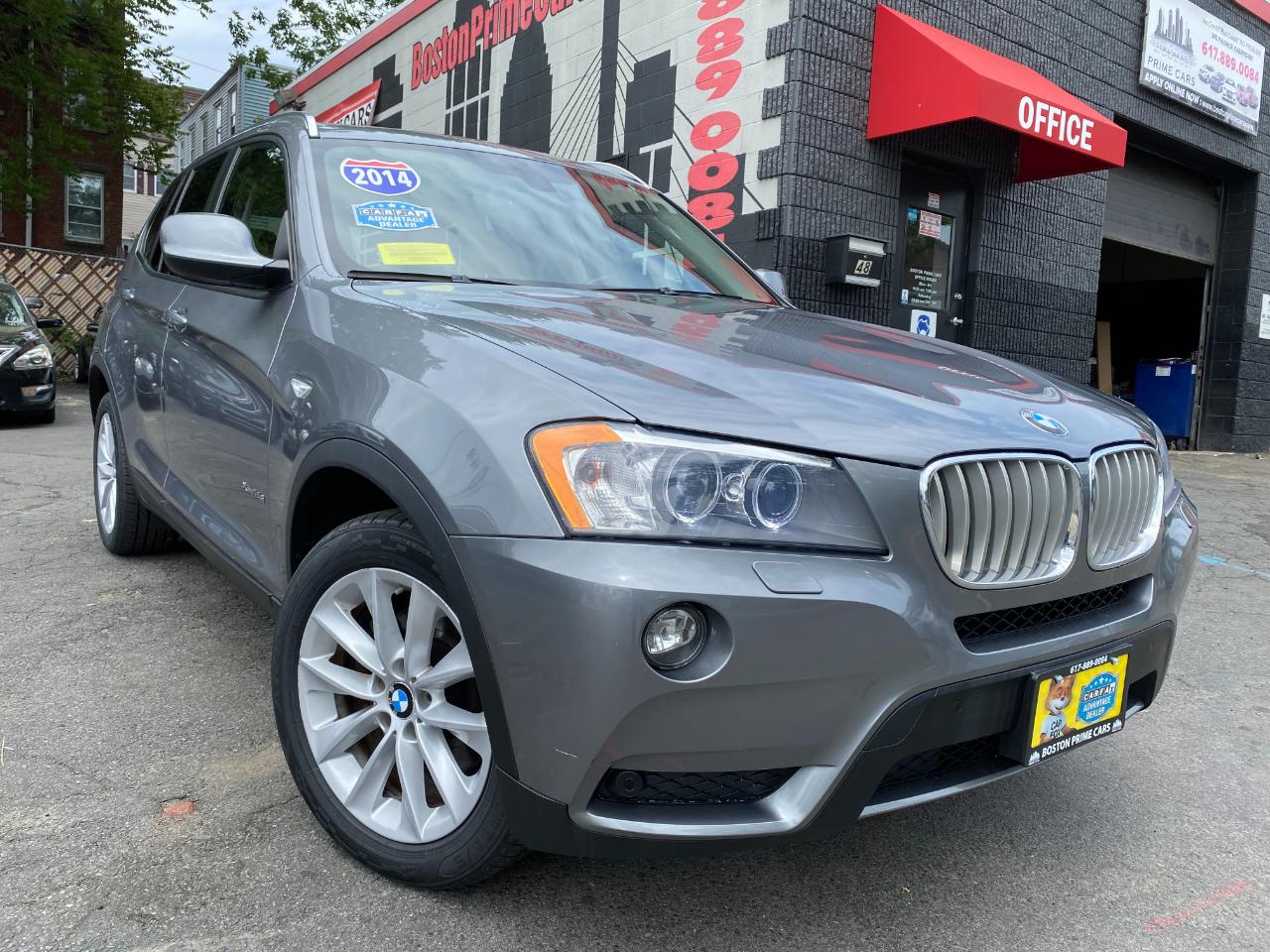 BMW X3 AWD 4dr xDrive28i 2014