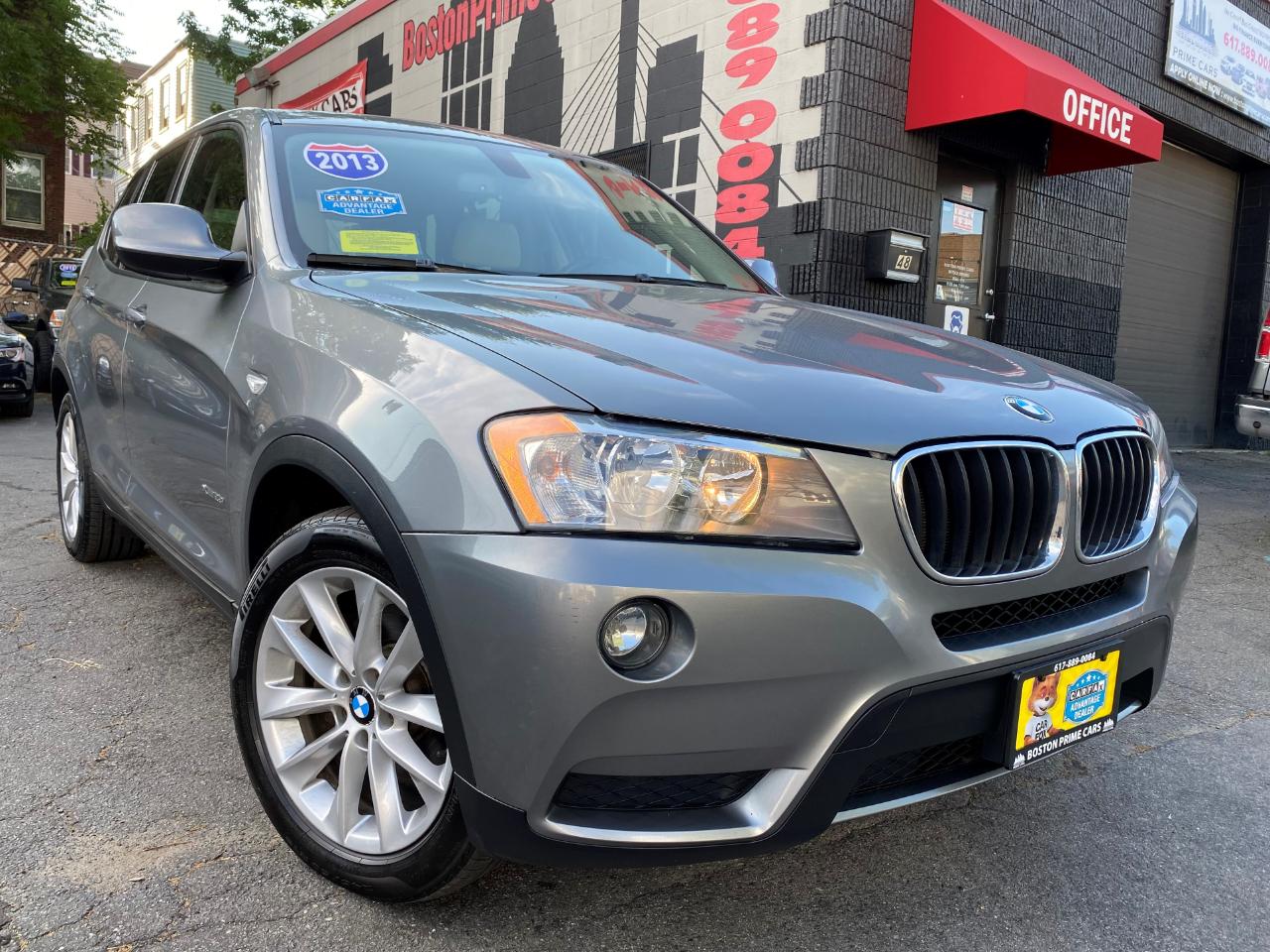 BMW X3 AWD 4dr xDrive28i 2013