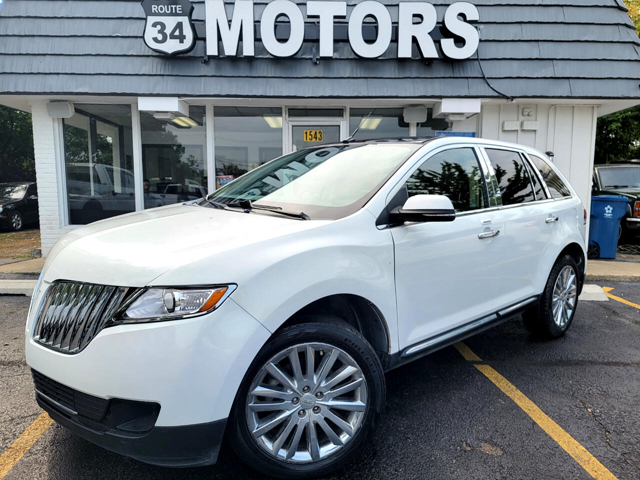 Lincoln MKX FWD 2013