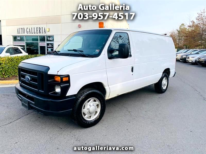 2014 Ford Econoline E-250 commercial and recreational