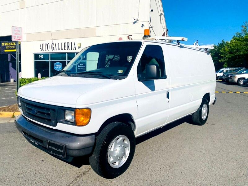 2007 Ford Econoline E-250 Cargo Van