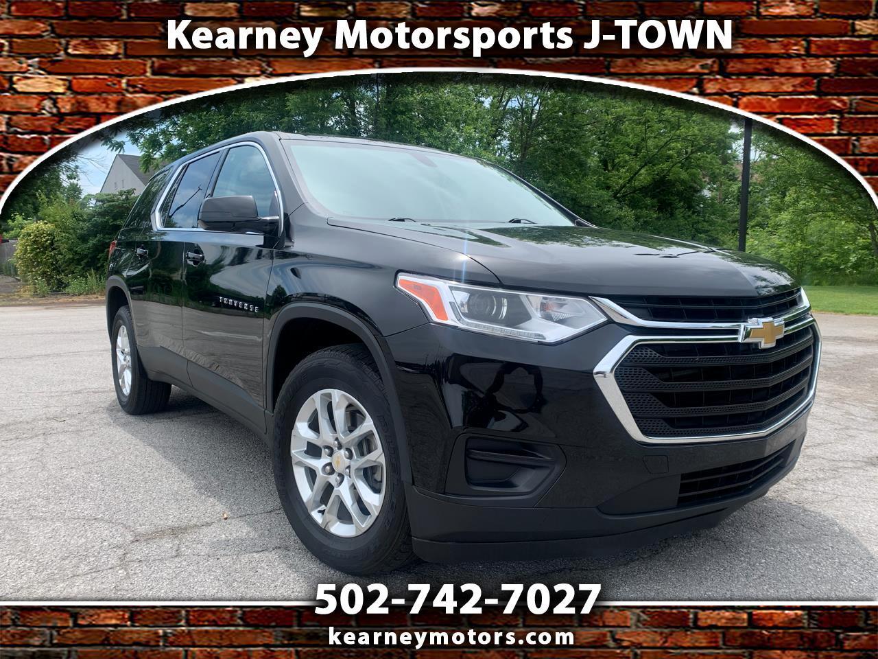Chevrolet Traverse 1LT 2018