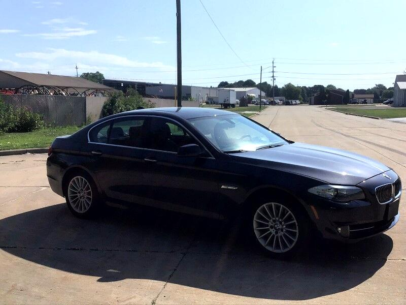 2013 BMW 5-Series 4dr Sdn 535i xDrive AWD