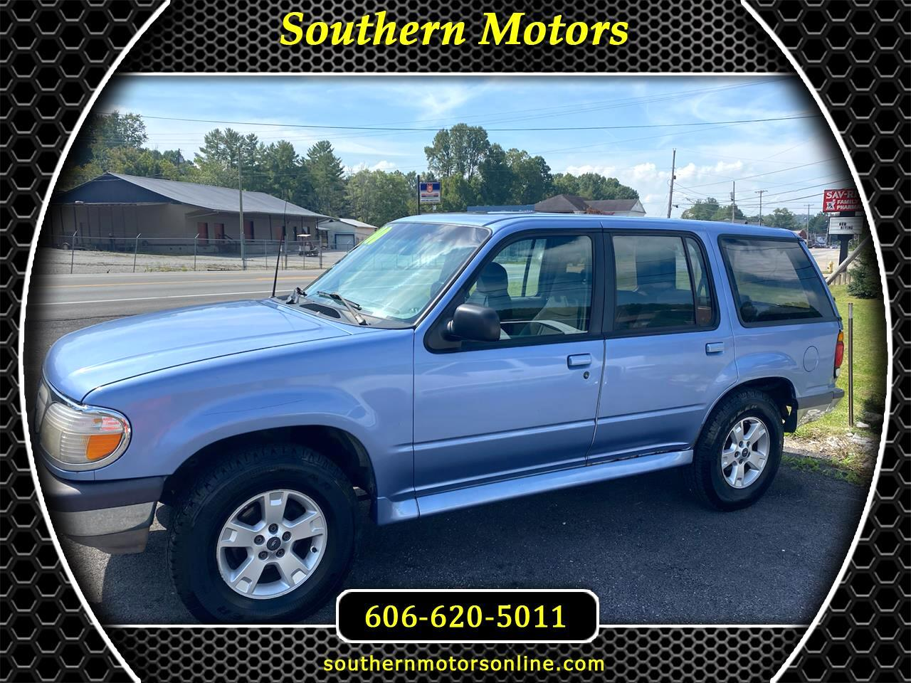 Ford Explorer Limited 4WD 1997