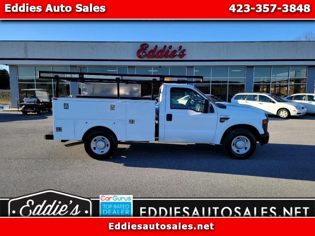 "Ford Super Duty F-250 SRW 2WD Reg Cab 137"" XL 2008"