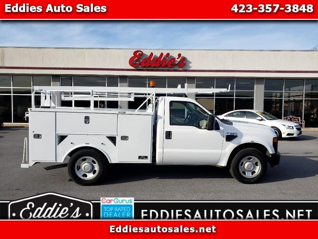 "Ford Super Duty F-350 SRW 2WD Reg Cab 137"" XL 2008"