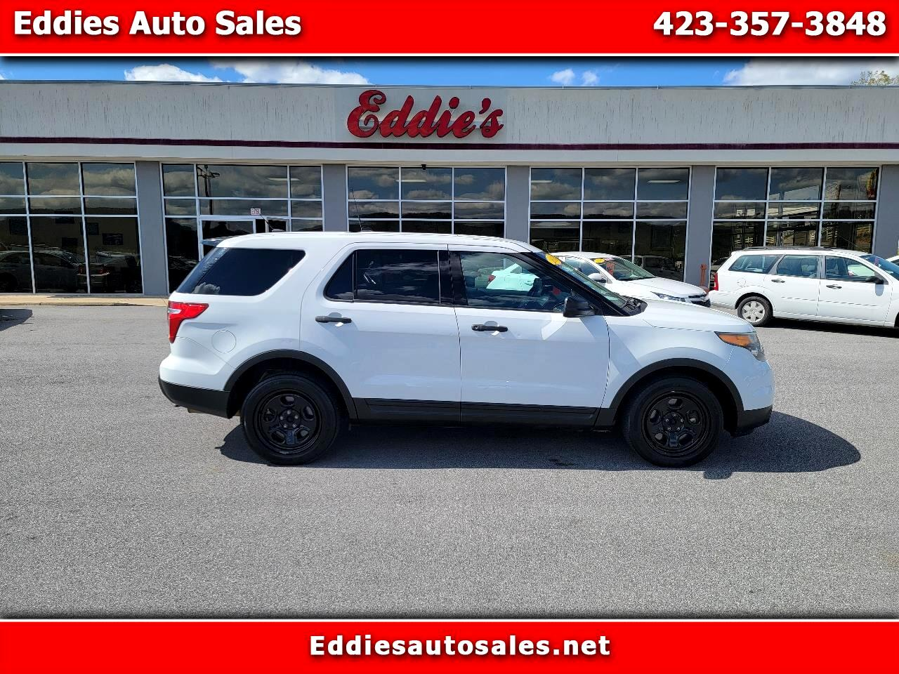 Ford Utility Police Interceptor AWD 4dr 2014
