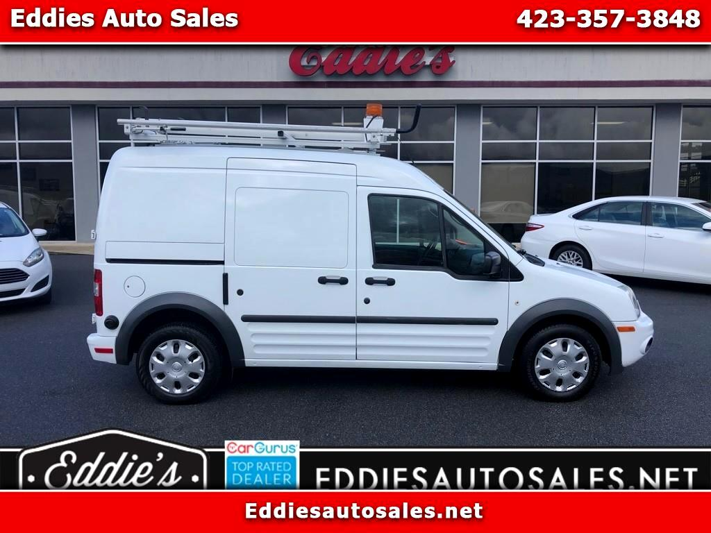 """Ford Transit Connect 114.6"""" XLT w/o side or rear door glass 2011"""