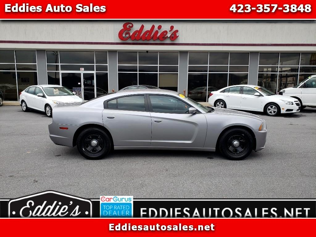 Dodge Charger 4dr Sdn Police RWD 2014
