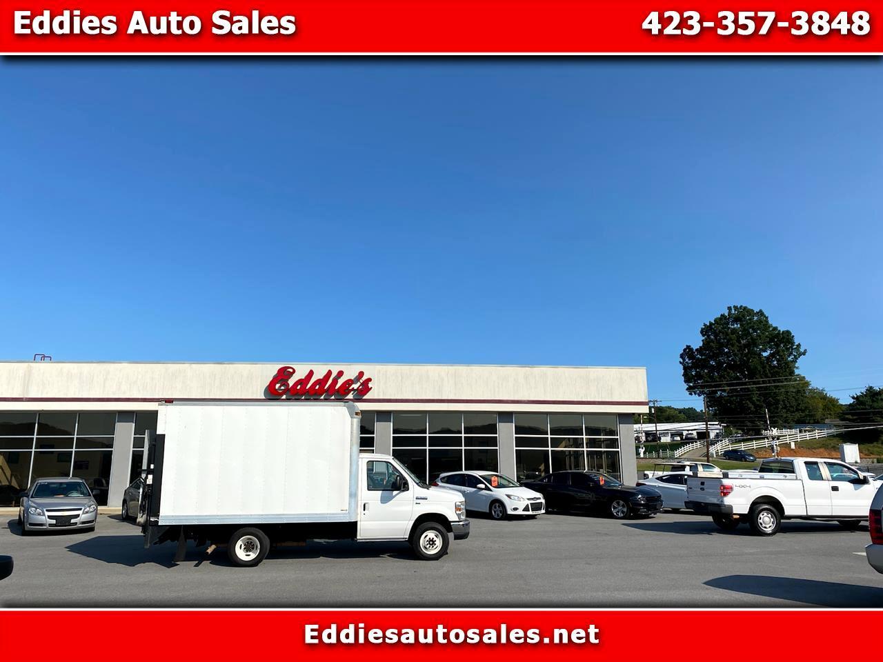 Ford Econoline E-350 Super Duty 2012