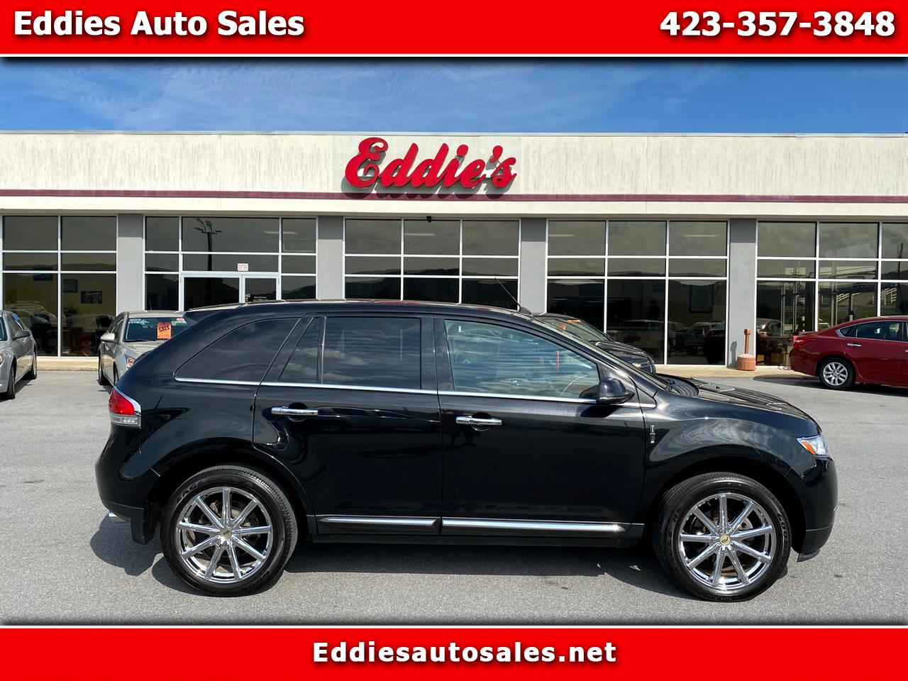 Lincoln MKX FWD 2015